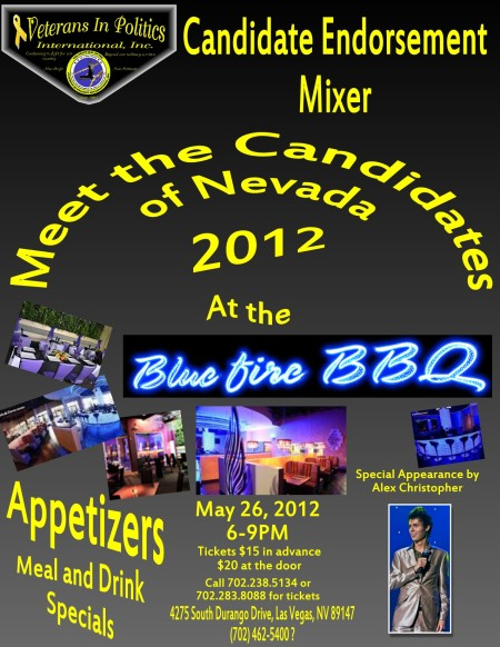 Nevada's 2012 Candidate Mixer